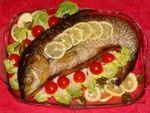 Як правильно приготувати рибу в духовці