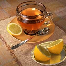 Лікувальні напої від застуди