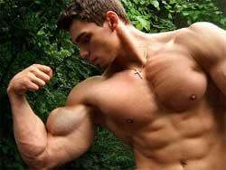 Як наростити м'язи