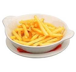Як приготувати картоплю фрі в домашніх умовах