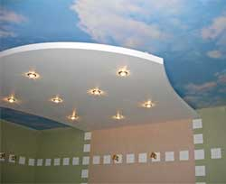 Натяжні стелі: технологія та якість