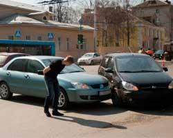 ДТП з вини обох водіїв і страхування