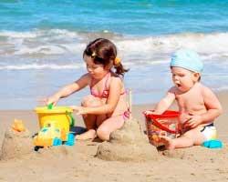 Правила безпечного відпочинку на морі з дитиною