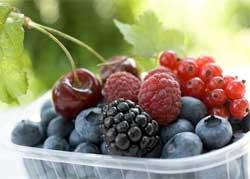 Ягоди - смачні ліки