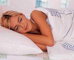 Як заснути в жаркі задушливі ночі
