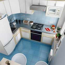 Маленька кухня - не привід для відчаю