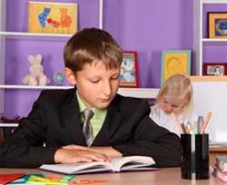 Як налаштувати дитину на навчання
