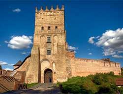 Фортеці України