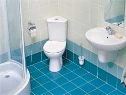 Великі ідеї для маленької ванної кімнати