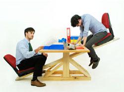 Як вибрати стільці для офісу