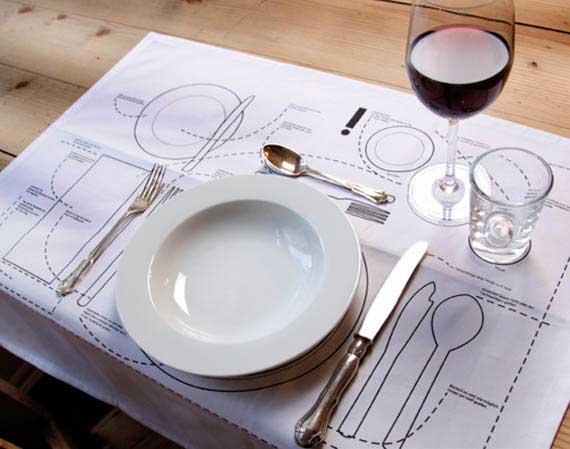 Класичні правила сервірування столу