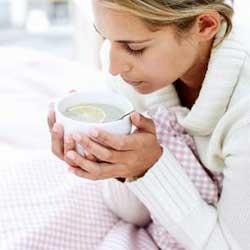 Сезонне явище - застуда