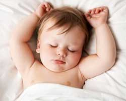 Щоб малюк спав спокійно