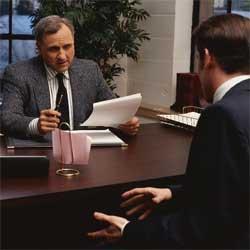 Як влаштуватися на роботу або чого не можна робити при співбесіді