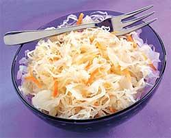 Як приготувати квашену капусту