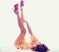 Як візуально зробити ноги довшими