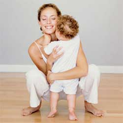 Як навчити дитину ходити