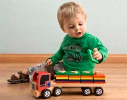 Що подарувати дитині на 2 роки