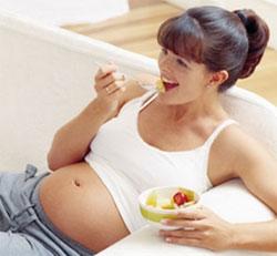 Як не набрати зайву вагу під час вагітності