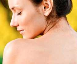 Як позбутися прищів на спині