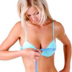 Як збільшити груди в домашніх умовах