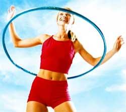 Як схуднути в області живота
