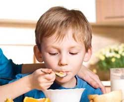 Якщо дитина погано їсть