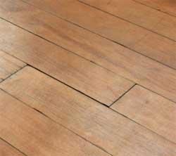 Як усунути скрип підлоги