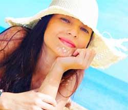 Як захистити волосся від вигорання влітку