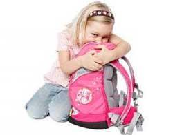 Як вибрати шкільний рюкзак