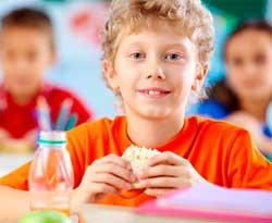 Яким повинен бути сніданок школяра