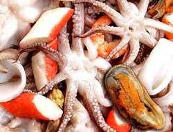 Чим корисні морепродукти