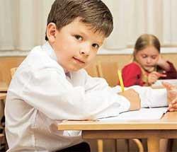 Як запобігти порушенню постави у школяра