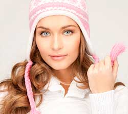 Догляд за шкірою і волоссям в осінньо-зимовий період