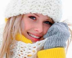 Як боротися з лущенням шкіри взимку