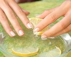 Як відбілити нігті в домашніх умовах. Причини пожовтіння нігтів