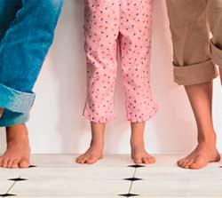 Як вибрати теплу підлогу. Види теплих підлог, їх переваги та недоліки