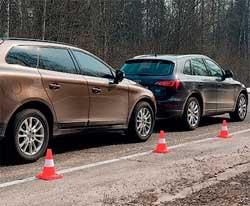 Як уникнути удару автомобіля ззаду