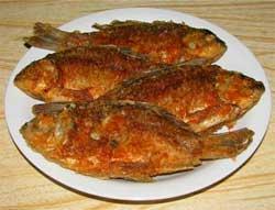 Як смажити рибу. Тонкощі і секрети смаження риби