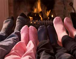 Чому мерзнуть ноги. Причини холодних ніг