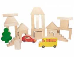 Чим корисні дерев'яні іграшки для дітей
